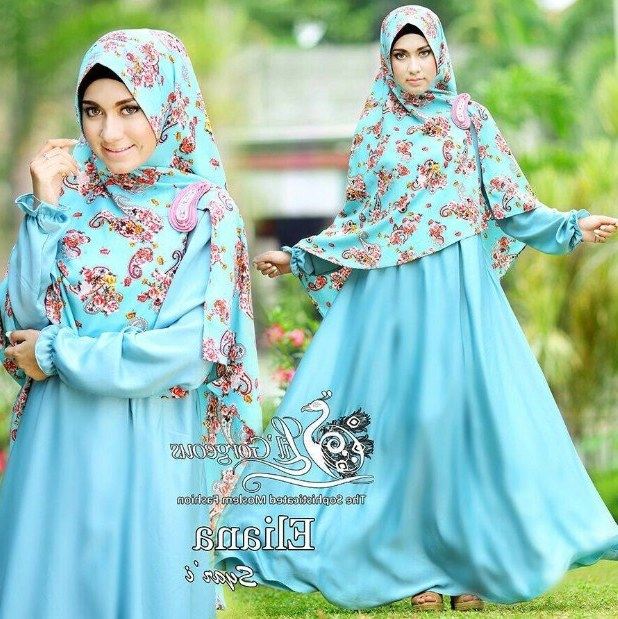 Ide Fashion Muslim Terbaru Jxdu Model Fashion Terbaru Pakaian Muslim Wanita 2016 Model