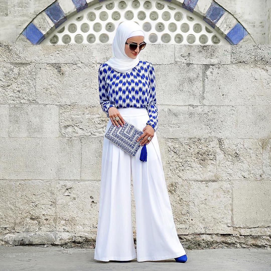 Ide Fashion Muslim Terbaru Zwdg 30 Trend Model Baju Muslim Terbaru 2018