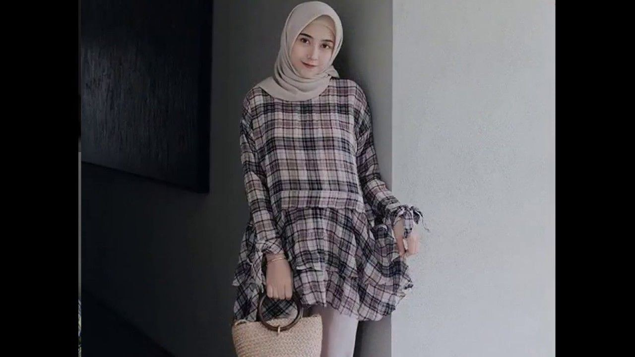 Ide Inspirasi Baju Lebaran Etdg Inspirasi Baju Muslim Untuk Lebaran 2018