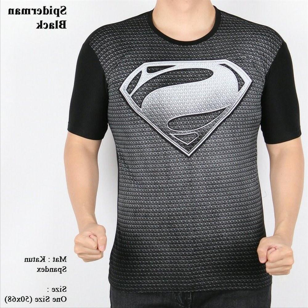 Ide Kaos Baju Lebaran T8dj Jual Baju Kaos Superman Superhero Fashion Pria Lebaran