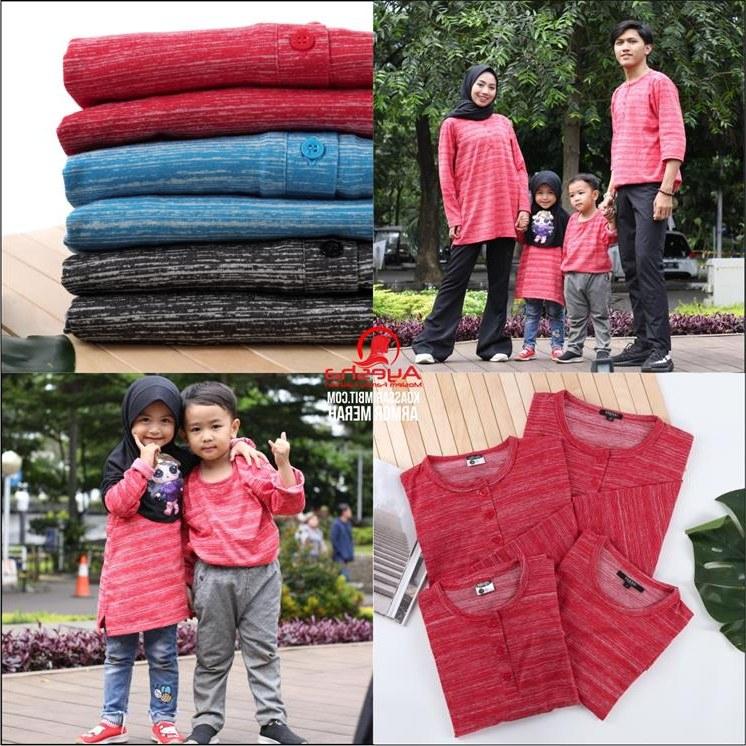 Ide Kaos Tulisan Baju Lebaran Nkde Baju Couple Sarimbit Armor Merah – Kaos Sarimbit