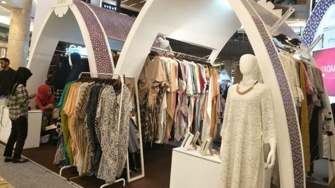 Ide Kata Baju Lebaran Fmdf Mal Ini Manjakan 70 Booth Busana Muslim Untuk Lebaran