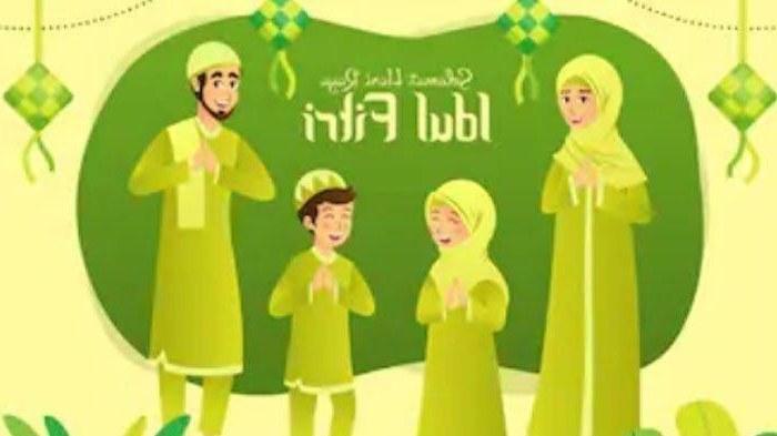 Ide Kata Kata Baju Lebaran Nkde 40 Kata Mutiara & Ucapan Selamat Hari Raya Idul Fitri 1441