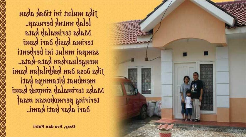 Ide Kata Kata Baju Lebaran Tqd3 Keluarga Zyva Lebaran 2005 Baju Lama Rumah Baru