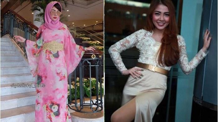 Ide Lihat Baju Lebaran 0gdr Netizen Gagal Fokus Lihat Rancangan Baju Lebaran Bella