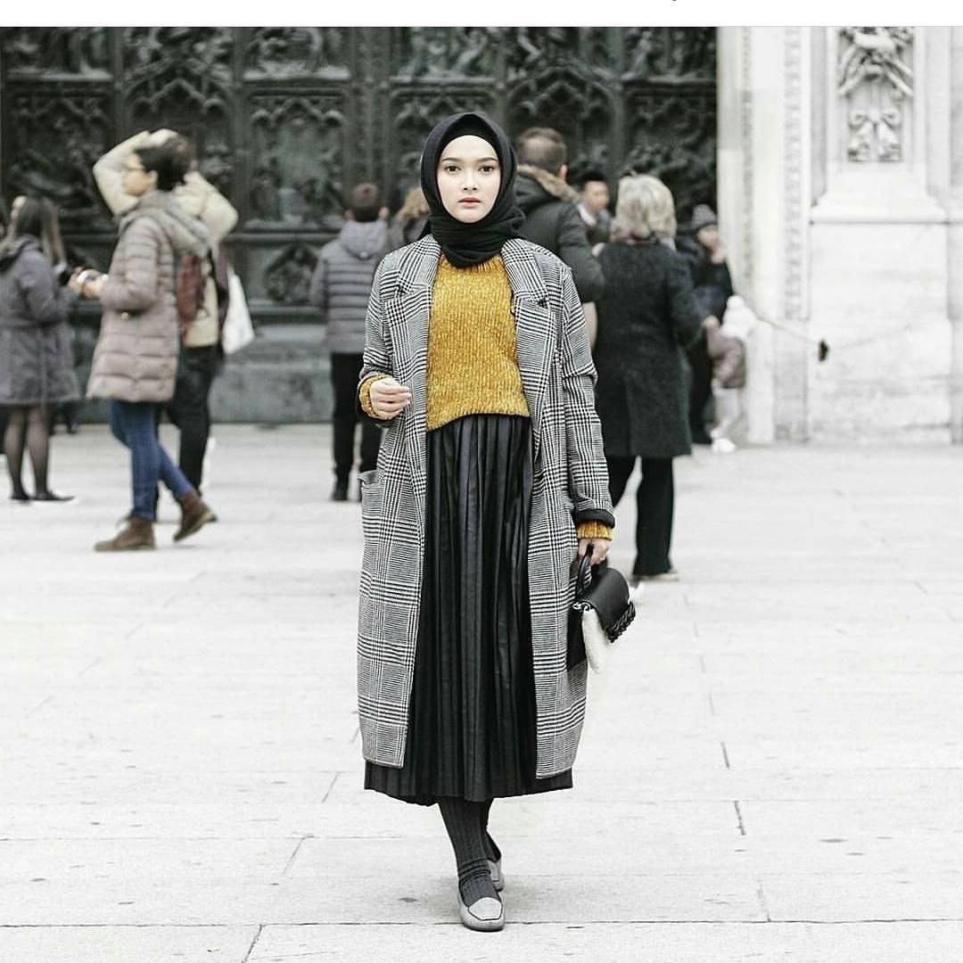 Ide Model Baju Lebaran 2018 Untuk orang Gemuk Etdg 17 Model Baju orang Gemuk 2018 Terbaru Paling Modern & Cantik