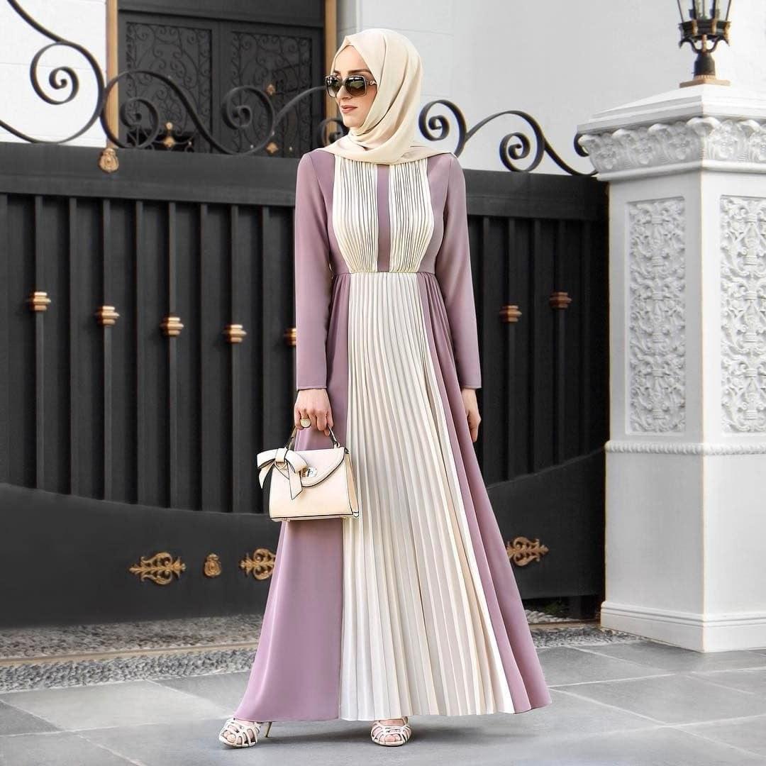 Ide Model Baju Lebaran atasan 2019 Dwdk 35 Trend Model Baju Lebaran Terbaru 2019 Simple & Stylish