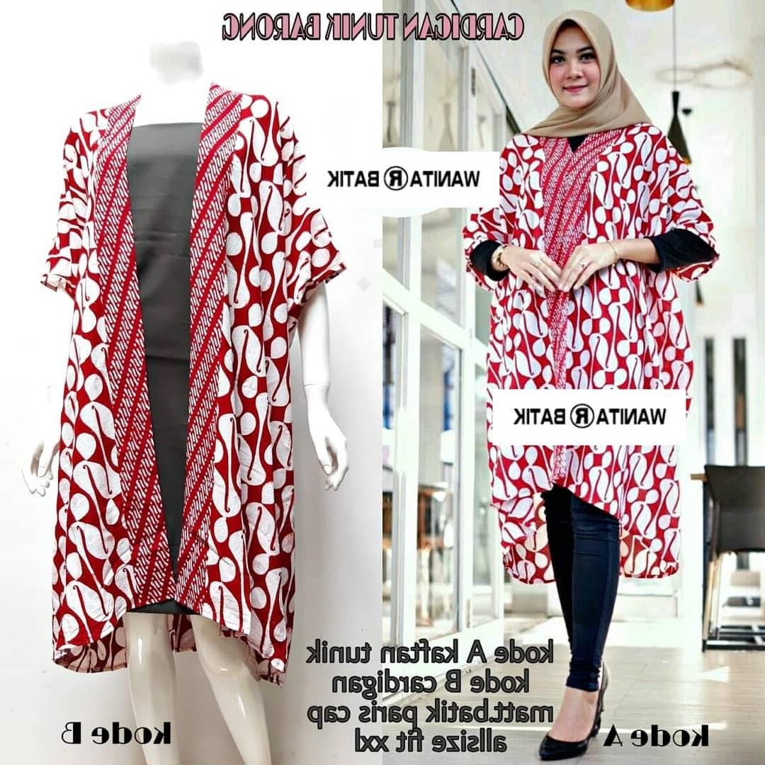 Ide Model Baju Lebaran atasan 2019 Nkde 52 Model Baju Batik Wanita Terbaru 2020 Modern & formal