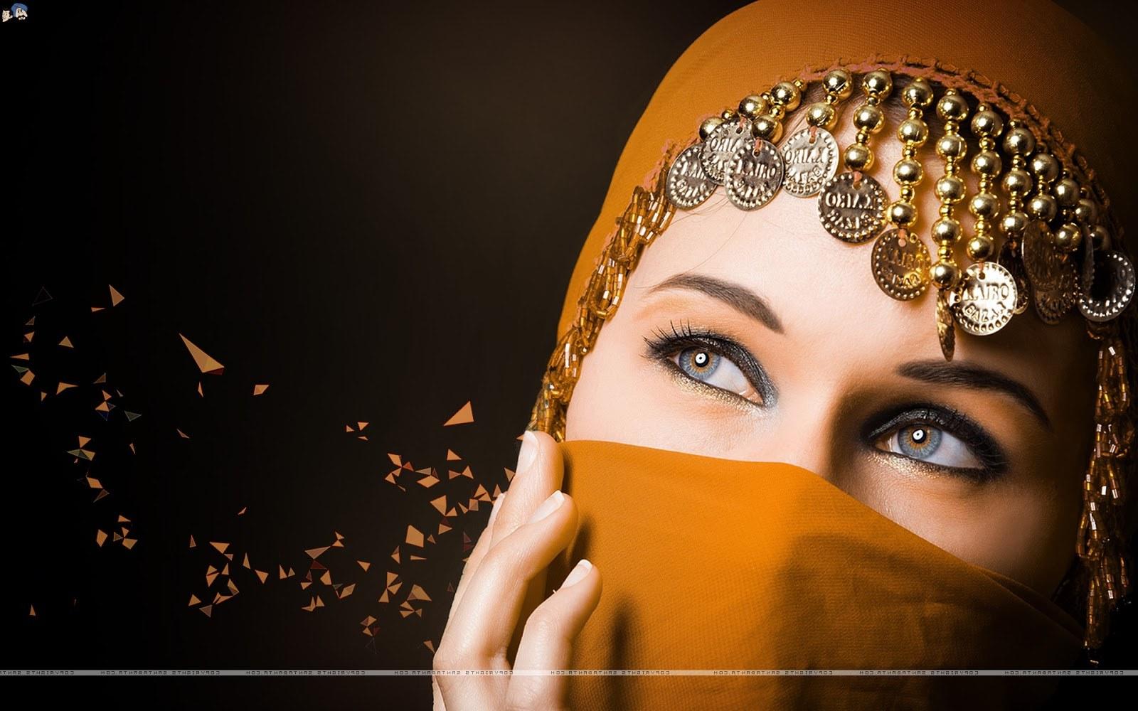 Ide Muslimah Bercadar 3id6 Koleksi Wallpaper Wanita Muslimah Bercadar Fauzi Blog
