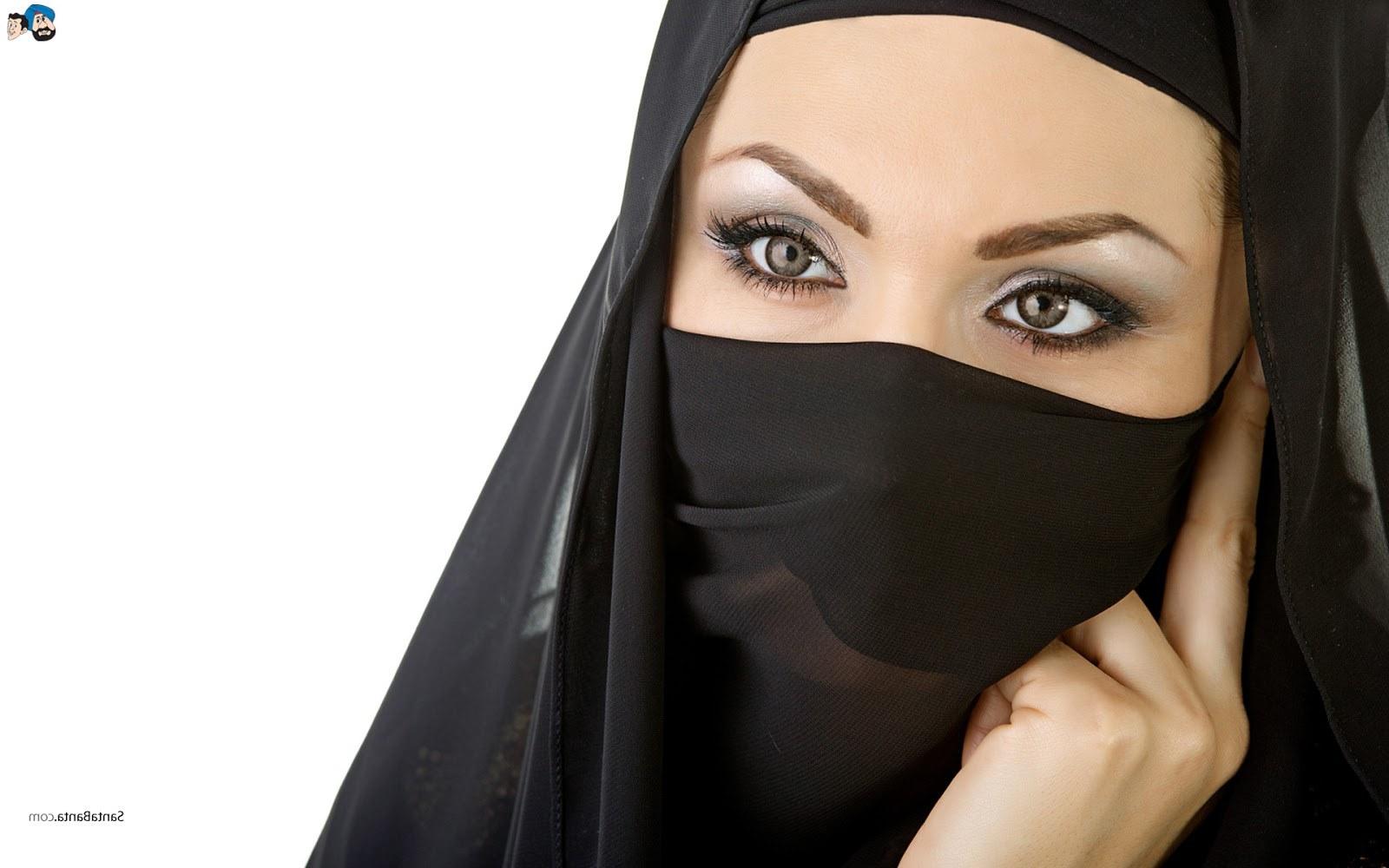 Ide Muslimah Bercadar J7do Koleksi Wallpaper Wanita Muslimah Bercadar Fauzi Blog