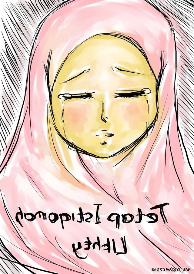 Ide Muslimah Bercadar Menangis 8ydm Keep istiqamah Engkau Jiwa Yang Kuat
