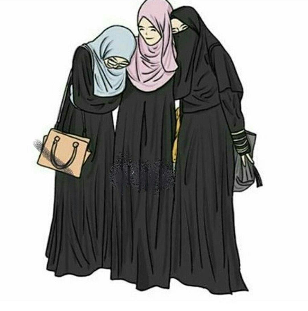 Ide Muslimah Kartun Sahabat Irdz Foto Kartun Muslimah Sahabat