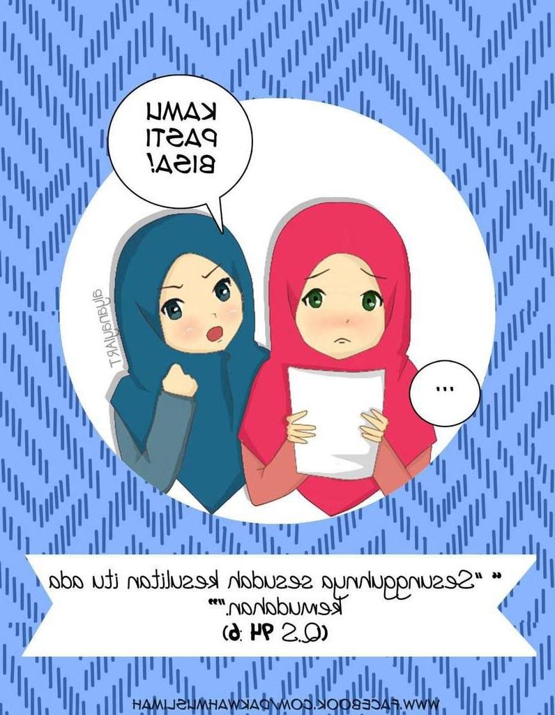 Ide Muslimah Kartun Sahabat Xtd6 Kartun Sahabat Muslimah Ama S Note