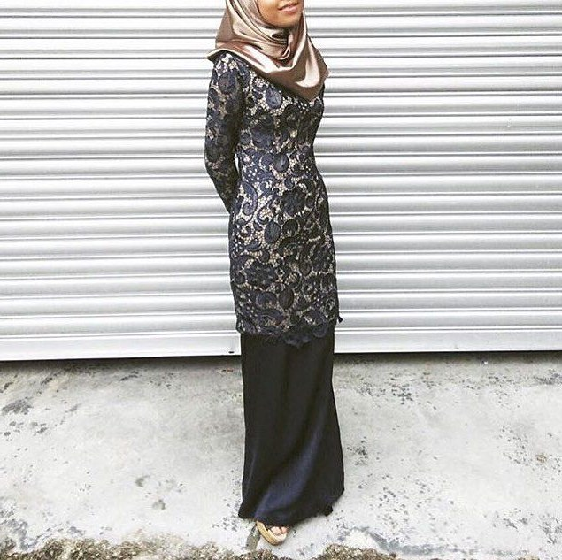 Ide Ootd Baju Lebaran O2d5 Baju Kurung Never Goes Out Of Style Throwback to Raya