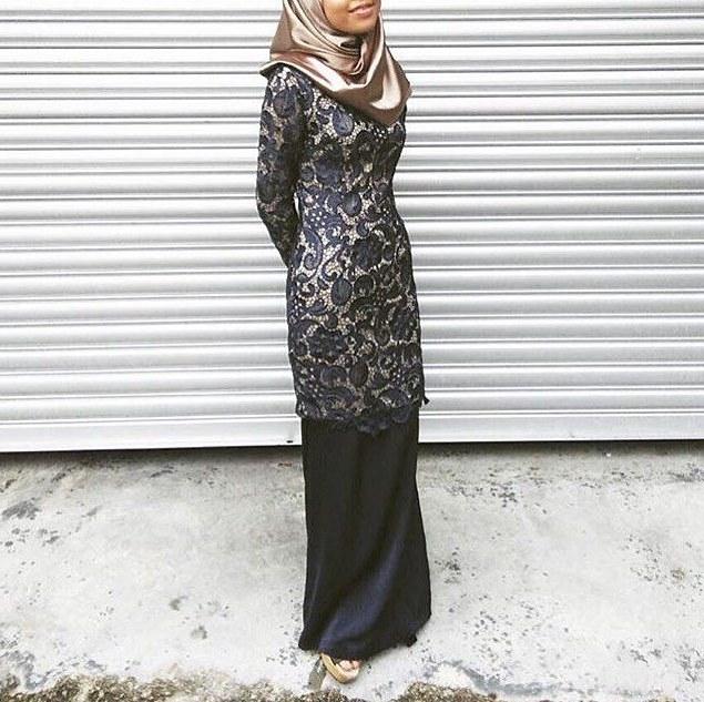 Ide Ootd Baju Lebaran O2d5 Baju Kurung Never Goes Out Of Style Throwback to Raya