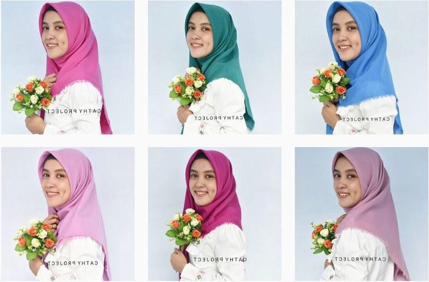 Ide Trend Baju Lebaran Tahun 2019 Ipdd 10 Tren Warna Hijab Tahun 2019 Cocok Untuk Lebaran