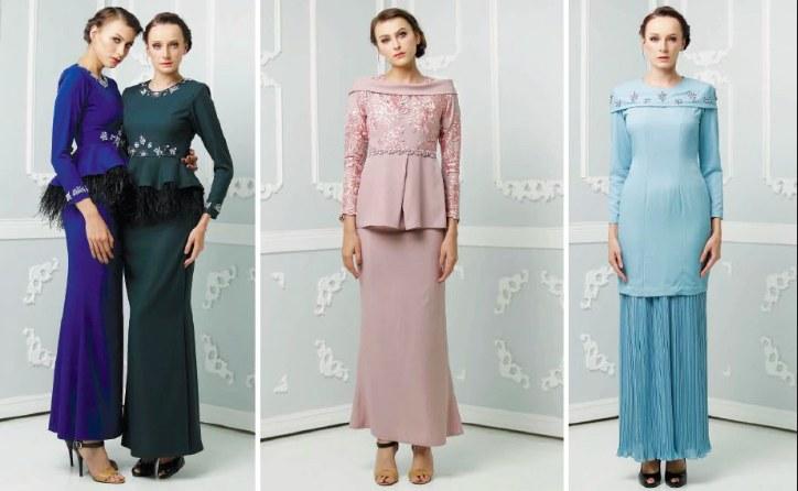 Ide Trend Baju Lebaran Tahun 2019 Kvdd Ide Populer 38 Baju Raya Artis 2019