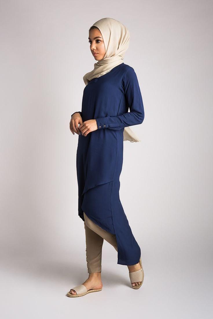 Ide Trend Baju Lebaran Thn Ini Fmdf Trend Baju Lebaran Dan Hijab Wanita Tahun 2019 Untuk
