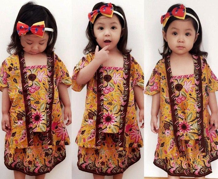 Inspirasi Baju Lebaran 2020 Anak Perempuan Whdr 30 Model Baju Anak Perempuan Kekinian Fashion Modern