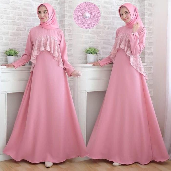 Inspirasi Baju Lebaran 2020 Remaja Wanita Gdd0 30 Model Baju Muslim Wanita Terbaru 2020 Fashion Modern