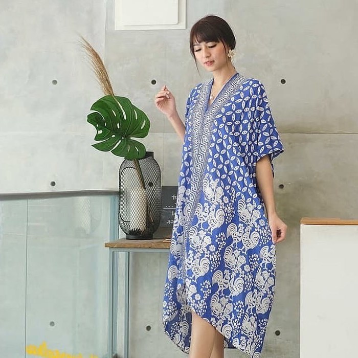 Inspirasi Baju Lebaran 2020 Remaja Wanita X8d1 97 Model Baju Batik Wanita Muslim 2020 Modern Terbaru