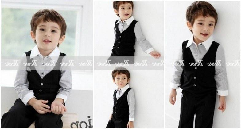 Inspirasi Baju Lebaran Anak Laki Laki Umur 1 Tahun S1du Model Baju Anak Laki Laki Import Model Korea Terbaru