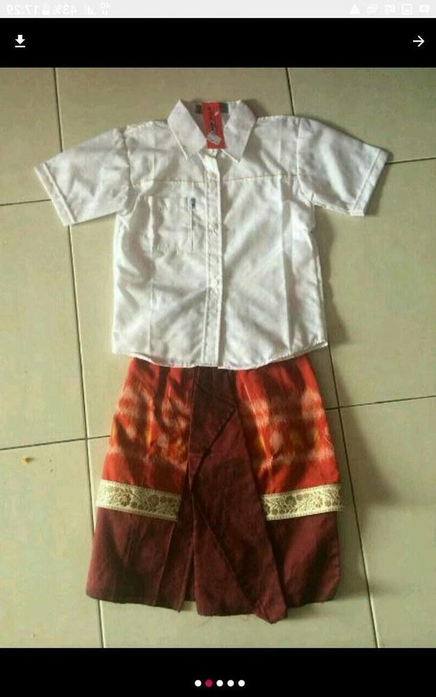 Inspirasi Baju Lebaran Anak Laki2 E6d5 Jual Beli Diskon Baju Adat Bali Anak Laki2 Baru