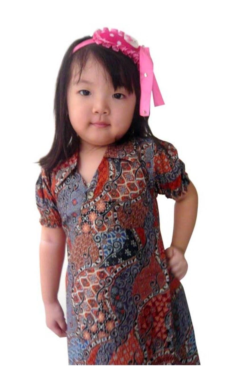 Inspirasi Baju Lebaran Anak Perempuan Terbaru E9dx Model Baju Batik Anak Perempuan Terbaru Foto Dan Gambar