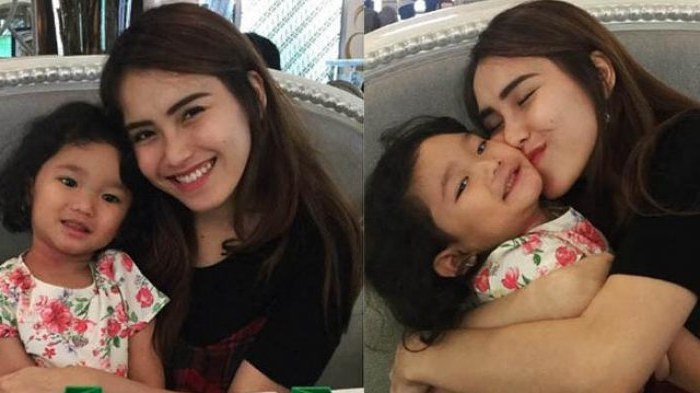 Inspirasi Baju Lebaran Ayu Ting Ting 2018 Ipdd Usianya Baru 4 Tahun Bilqis Putri Ayu Ting Ting Pakai