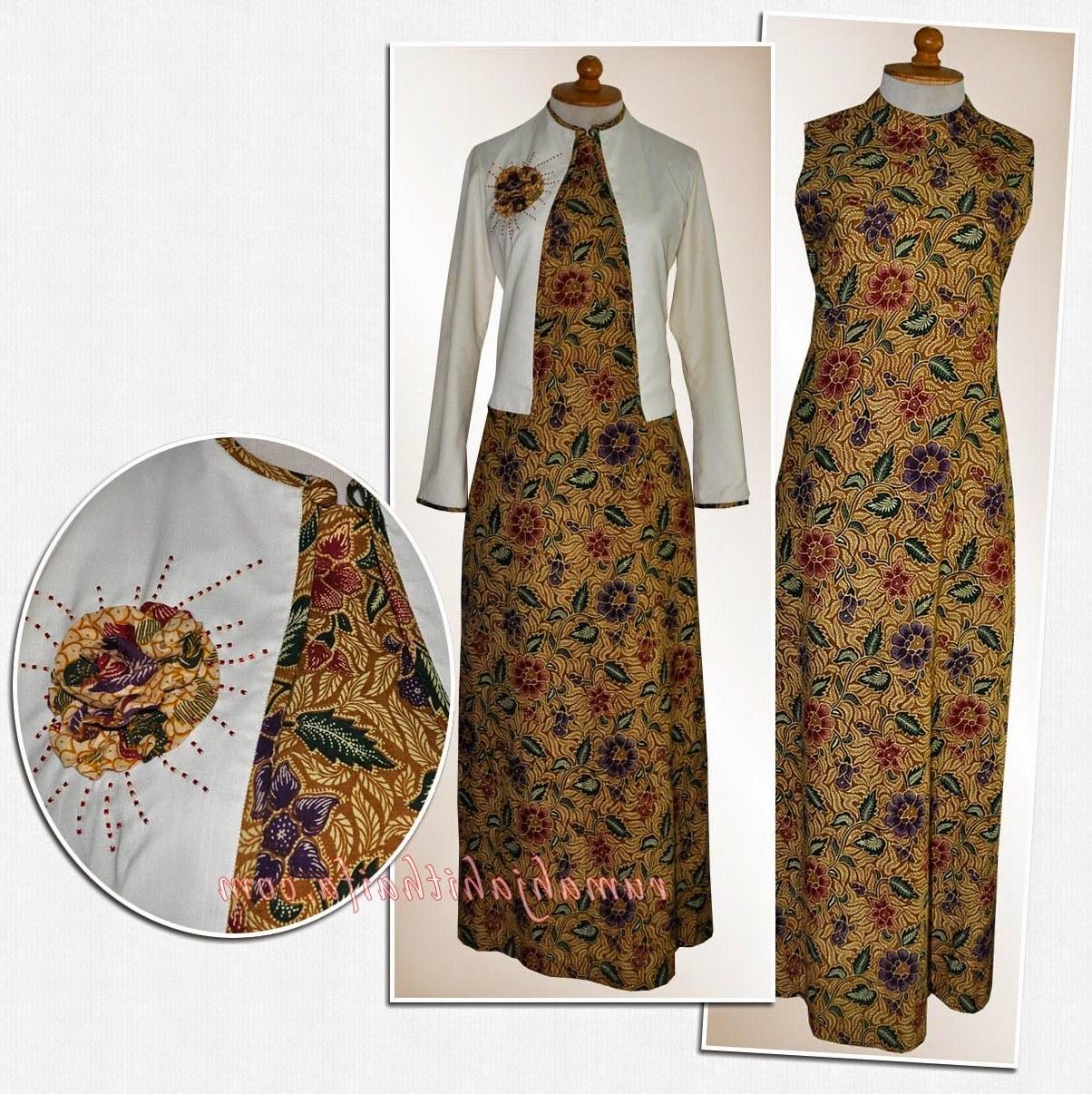 Inspirasi Baju Lebaran Batik Rldj 10 Model Baju Batik Lebaran Modern Terbaru 2016 Pusat