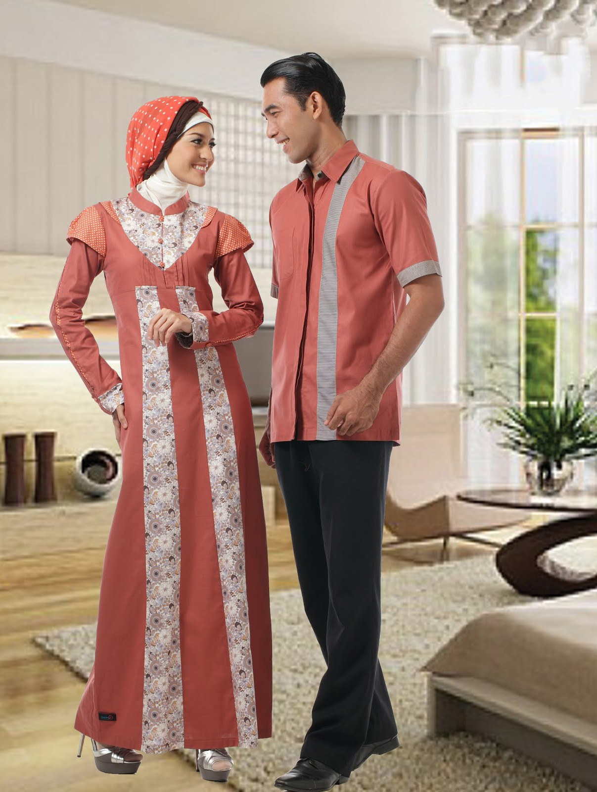 Inspirasi Baju Lebaran Batik S1du Trend Model Baju Batik Lebaran Terbaru 2013