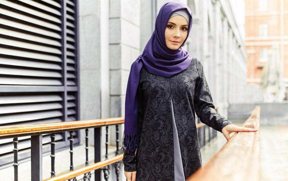 Inspirasi Baju Lebaran Ibu 2018 D0dg Inspirasi Baju Muslim Wanita Untuk Lebaran 2018 Mana