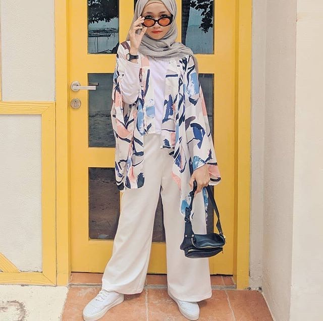 Inspirasi Baju Lebaran Kekinian 2019 Y7du 98 Trend Busana Muslim Wanita 2020 Yang Akan Populer