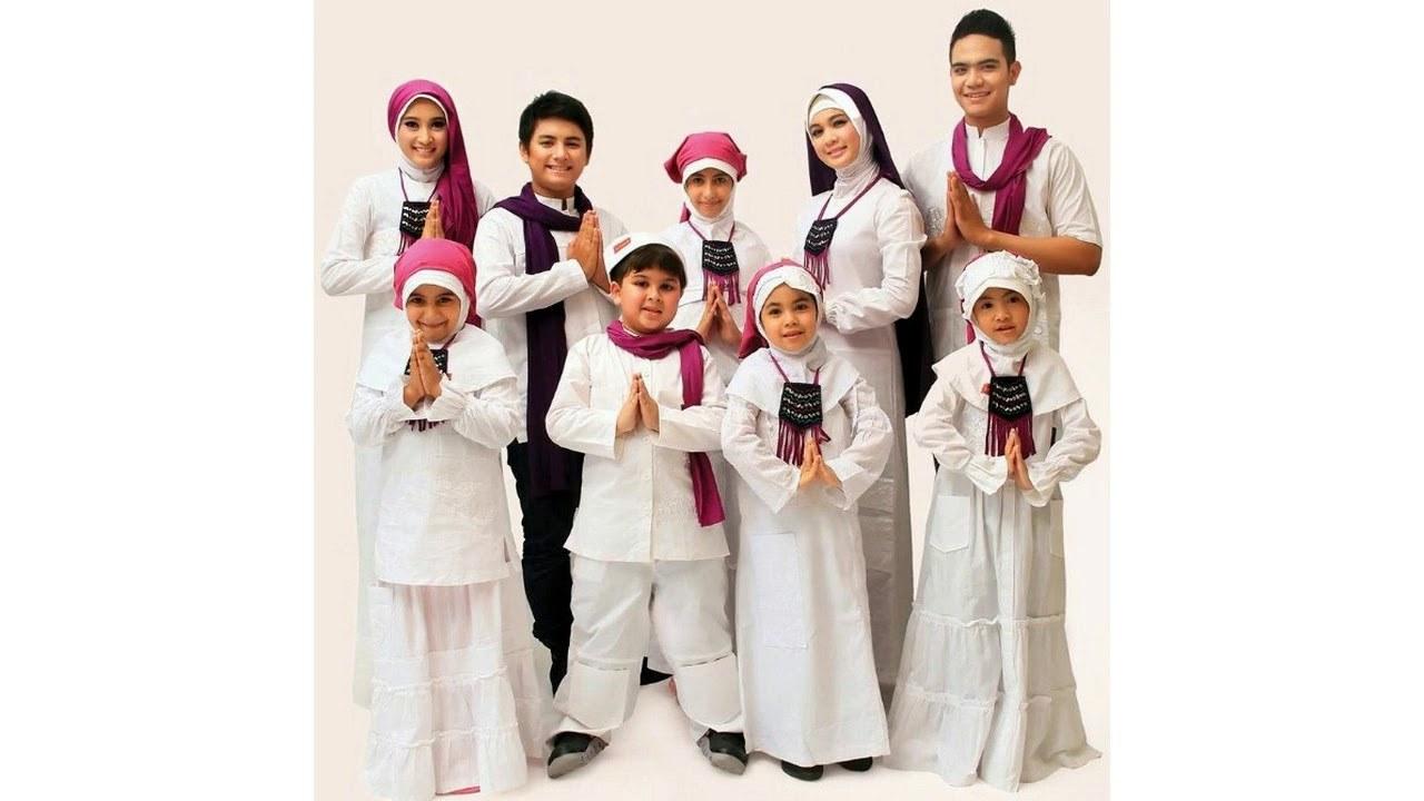 Inspirasi Baju Lebaran Keluarga Warna Biru Ftd8 Baju Couple Keluarga Untuk Lebaran Warna Putih