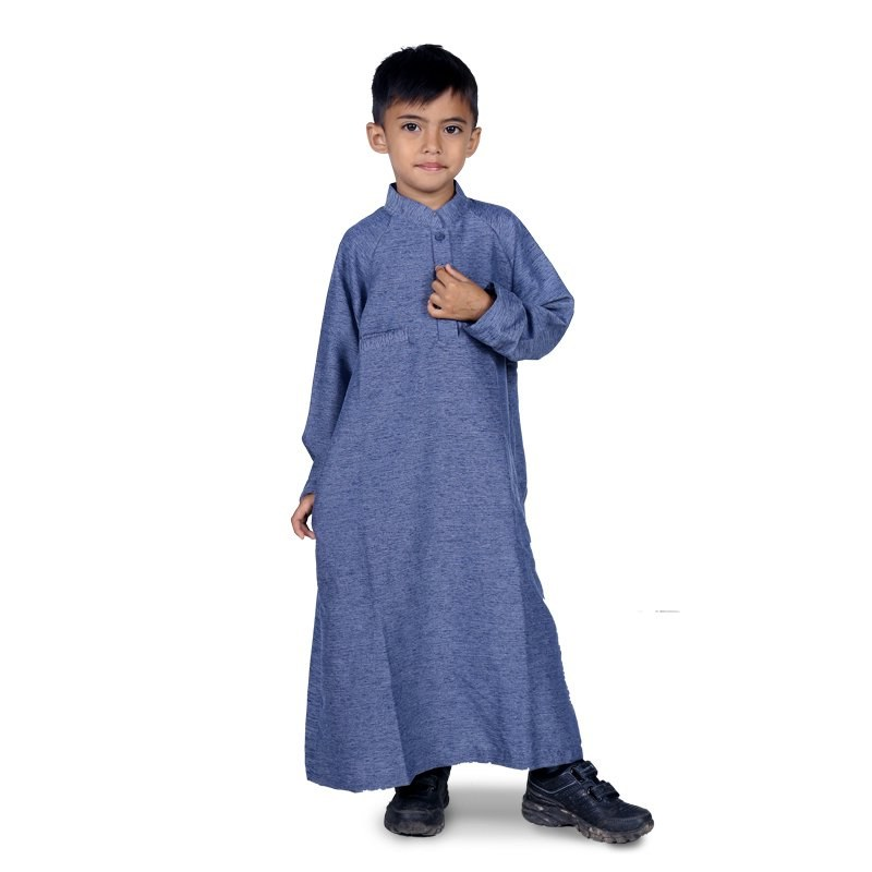 Inspirasi Baju Lebaran Laki Laki 2018 Txdf Gamis Anak Terbaru Penyemangat Anak Ibadah Ramadhan