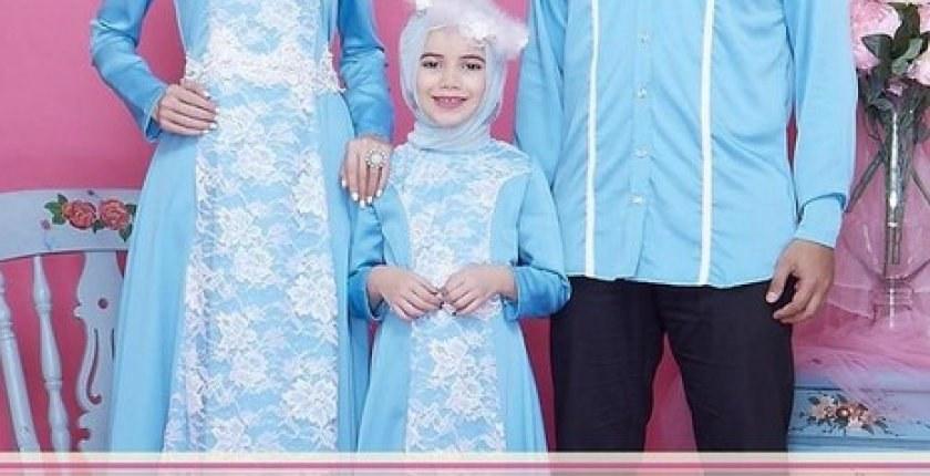 Inspirasi Baju Lebaran Muslim Anak Perempuan 4pde Info Modis 45 Baju Pesta Anak Gold