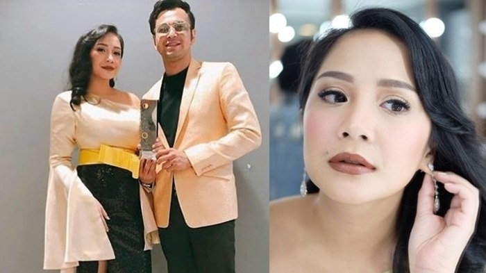 Inspirasi Baju Lebaran Nagita Slavina 2018 O2d5 Nagita Slavina Di Ita 2018 Jadi sorotan Lihat