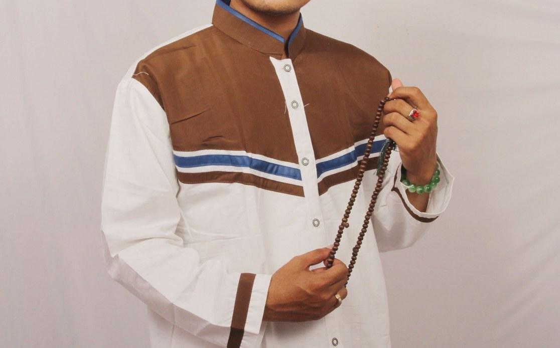 Inspirasi Baju Lebaran Pria Budm Lebaran Ini Cek 7 Model Baju Koko Pria Kombinasi Yang