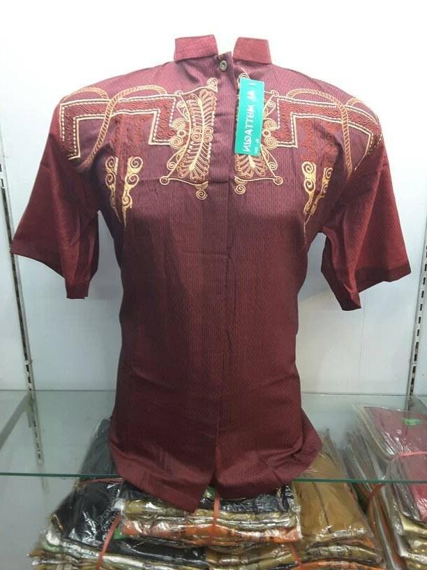 Inspirasi Baju Lebaran Pria Y7du Jual Beli Baju Muslim atasan Pria Baju Koko Lengan