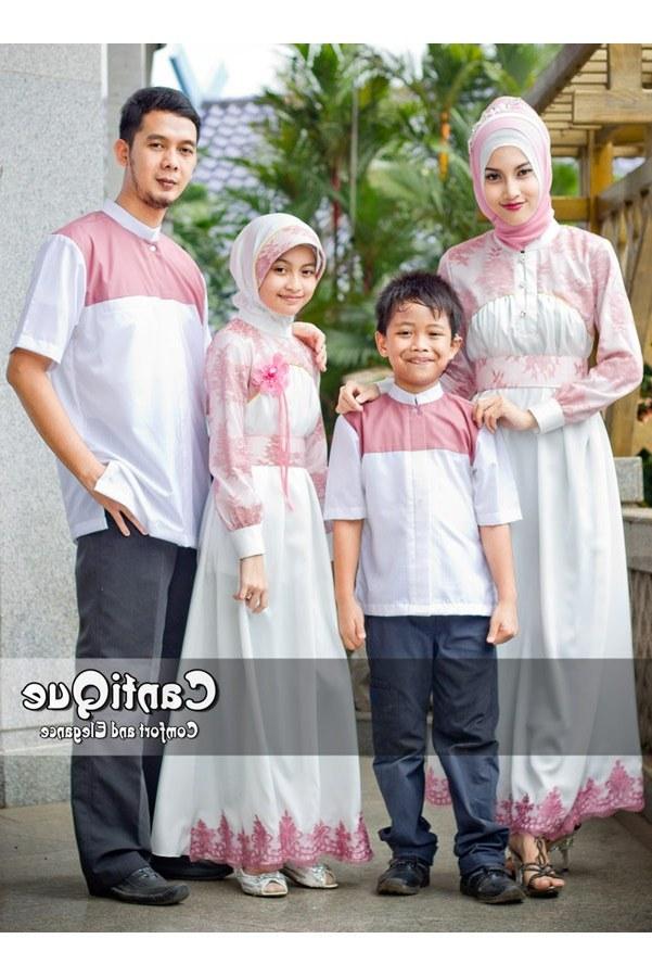 Inspirasi Baju Lebaran Sarimbit 4pde Baju Sarimbit Keluarga Untuk Pesta