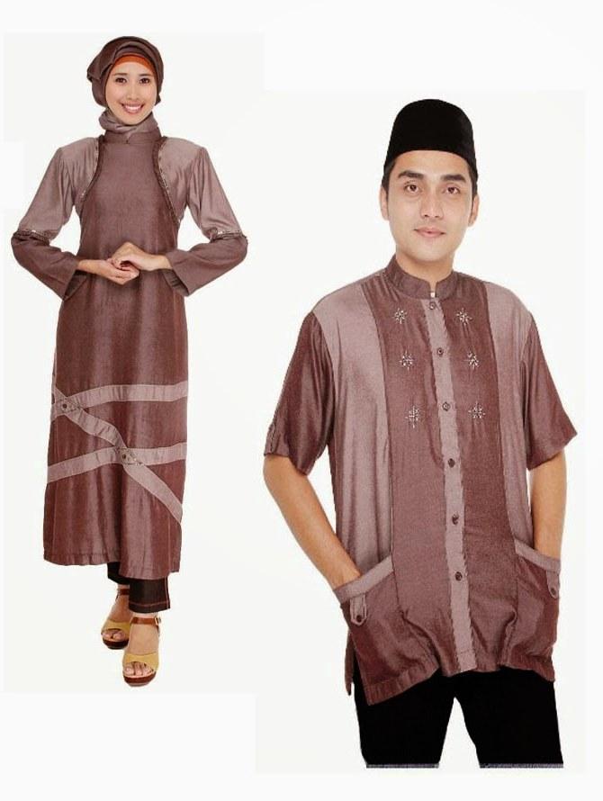 Inspirasi Baju Lebaran Sarimbit 87dx Baju Muslim Terbaru 2014 Baju Muslim Sarimbit Baju