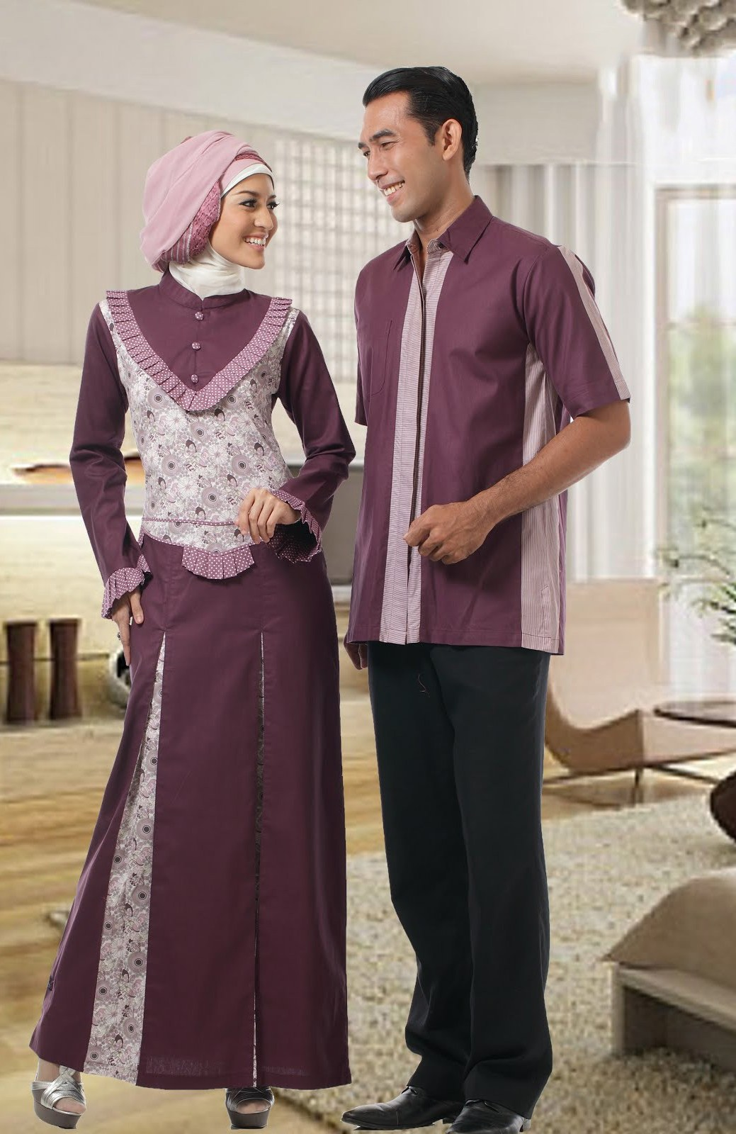 Inspirasi Baju Lebaran Sarimbit Wddj Kumpulan Model Baju Batik Lebaran 2013 Terbaru Terpercaya