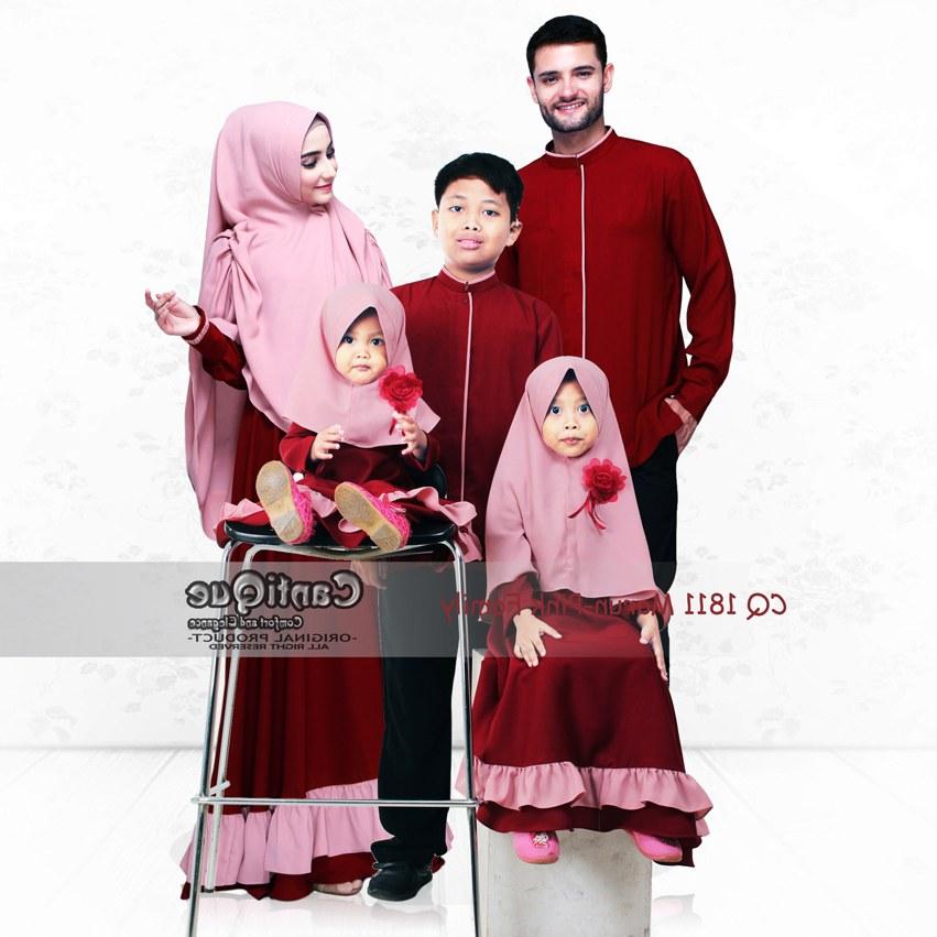 Inspirasi Baju Lebaran Sarimbit Zwd9 21 Baju Seragam Keluarga Untuk Aqiqah Inspirasi Terkini