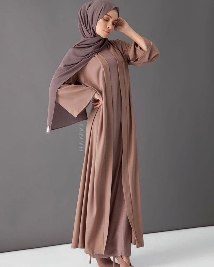 Inspirasi Baju Lebaran Untuk Bumil E6d5 25 Model Baju Lebaran Terbaru Untuk Idul Fitri 2018