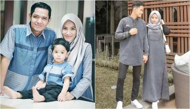Inspirasi Baju Lebaran Yang Bagus 3id6 Foto Foto Baju Couple Keluarga Saat Lebaran Yang Bisa Jadi