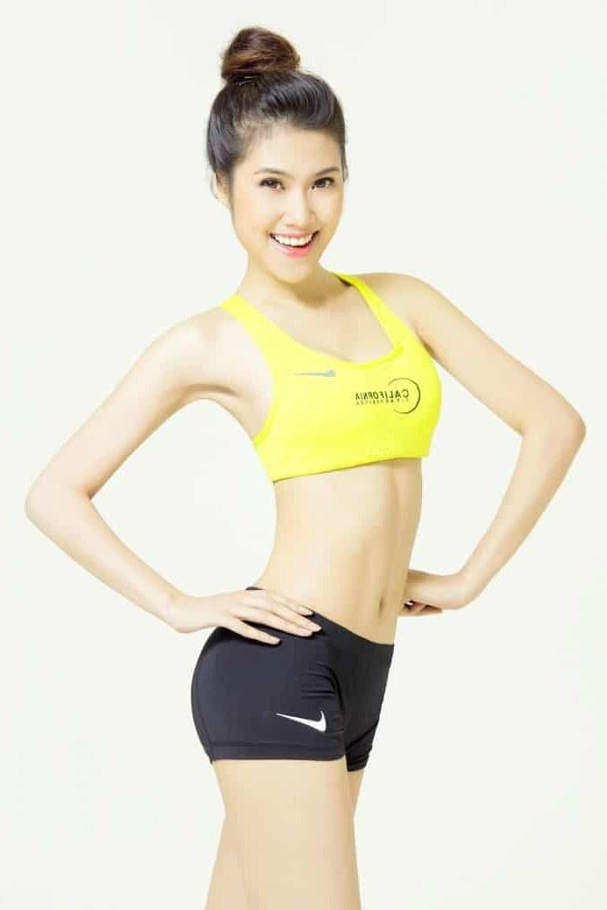 Inspirasi Baju Lebaran Yg Bagus Bqdd 6 Model Baju Senam Wanita Terbaru Yg Bagus Koleksi Info
