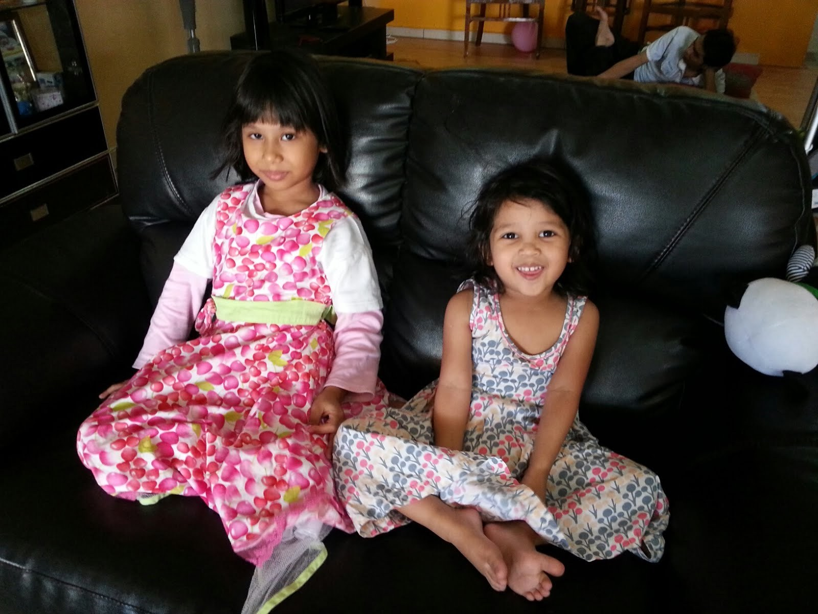 Inspirasi Baju Lebaran Yg Lagi Ngetren 3id6 Aku Era Nazeera Lagi Gambar Besday Muslimah