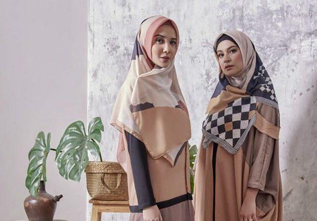 Inspirasi Baju Lebaran Yg Lagi Ngetren 3id6 Style Syar'i Ala 5 Seleb Ini Diprediksi Bakal N Ren