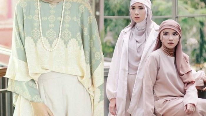 Inspirasi Baju Lebaran Yg Lagi Ngetren H9d9 Model Busana Muslim Yang Lagi N Ren Di Tahun 2017 Ini