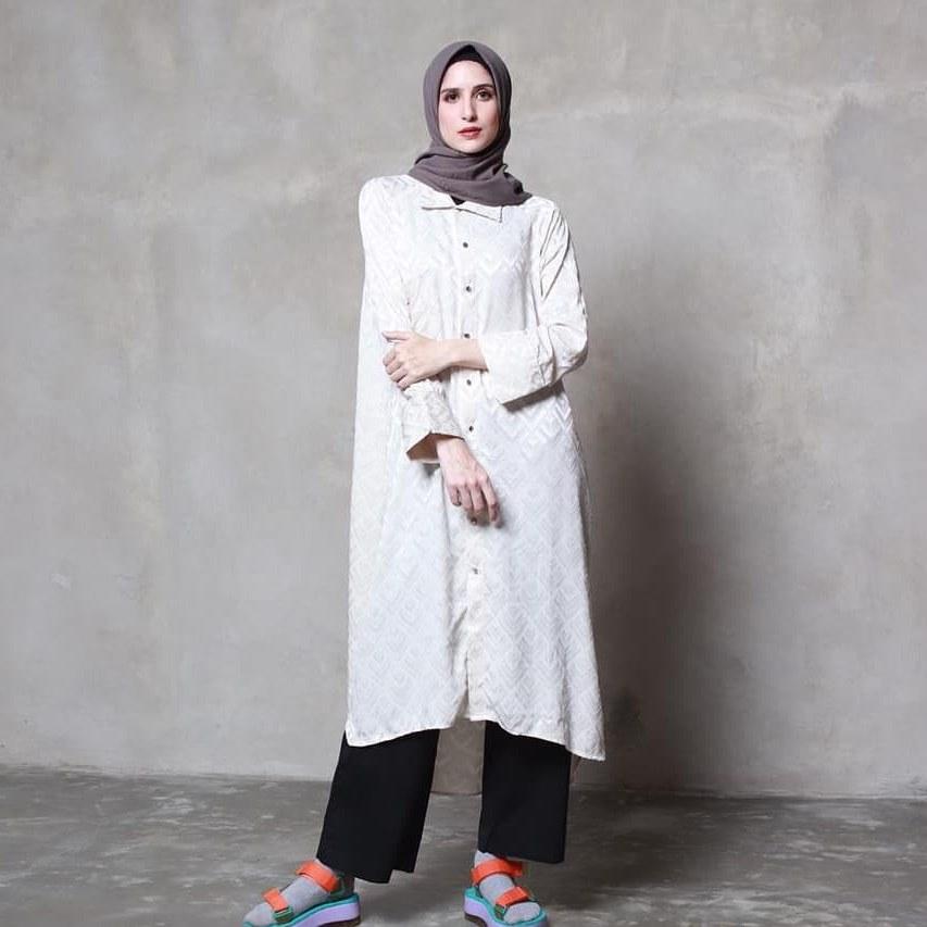 Inspirasi Baju Lebaran Yg Lagi Ngetren Mndw 35 Trend Model Baju Lebaran 2020 Modis Stylish Model